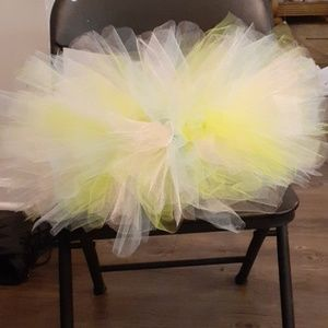 """Magical Unicorn"" tutu (blue, pink, green)"